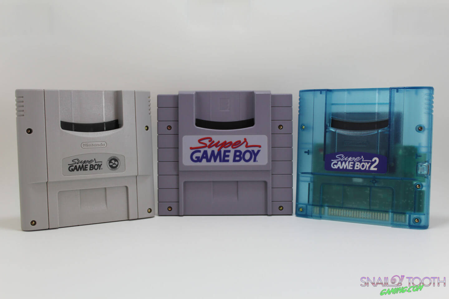 The Different Iterations of the Super Game Boy | Snail Tooth Gaming