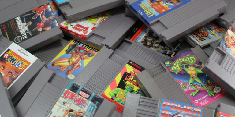 NES Cartridges 1